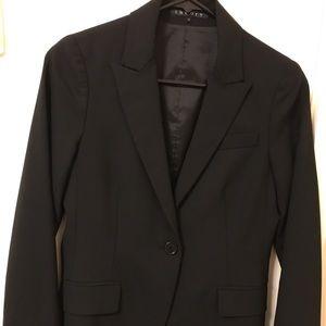Theory Black Suit Jacket